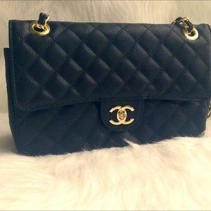 Handbags - Classic Quilt Shoulder Bag